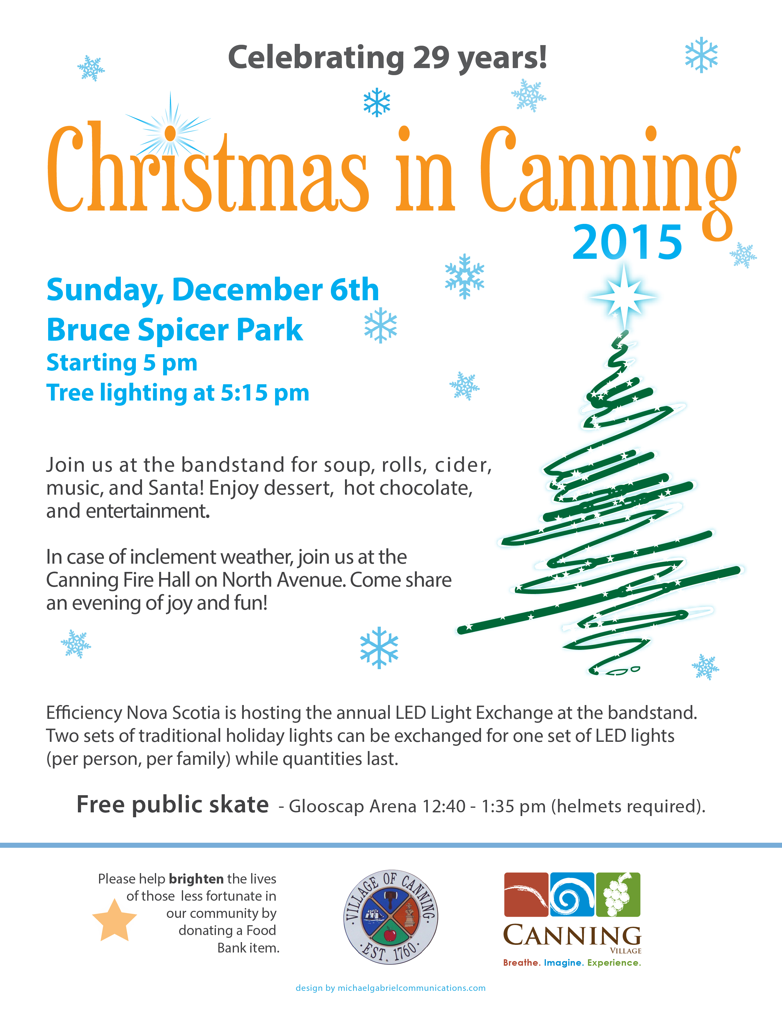 Christmas in Canning 2015