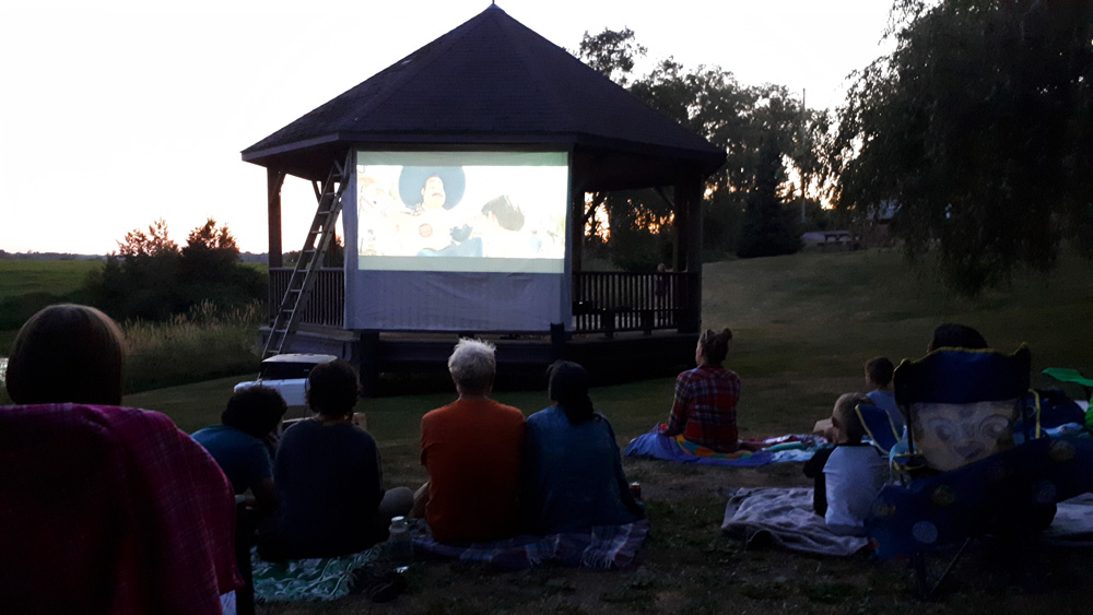 Canning's open-air Market and Movie Under the Stars is becoming an annual event