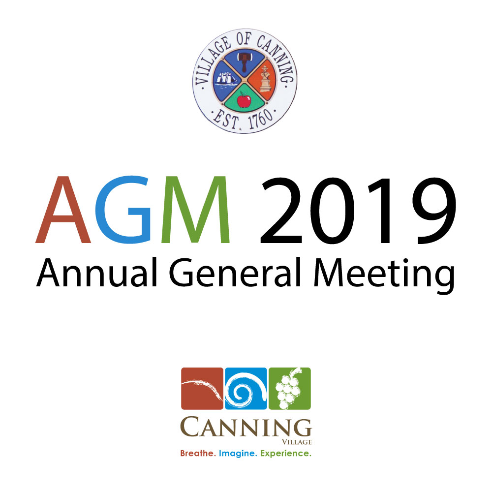 Canning AGM 2019
