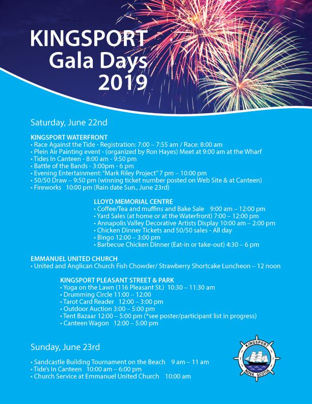 Kingsport Gala Days 2019