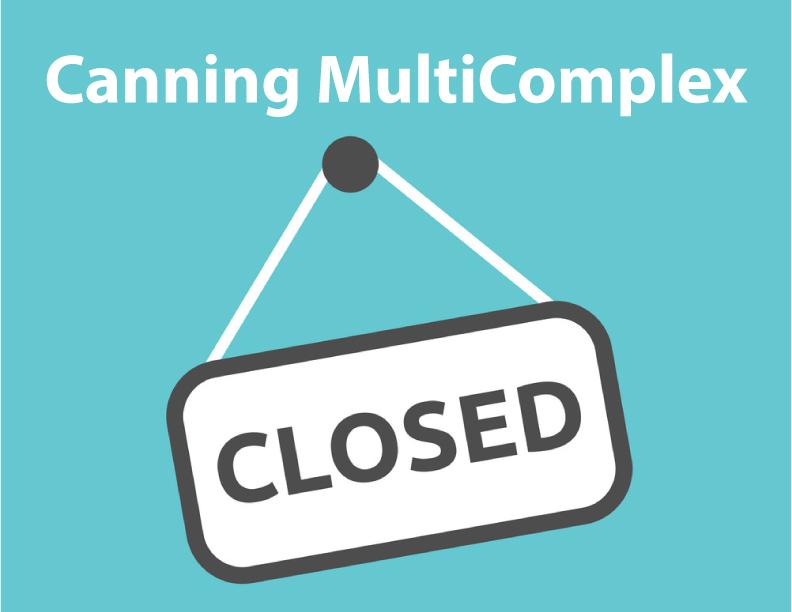 MultiComplex closed